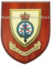 Chief of Defence Staff Military Regimental Wall Plaque